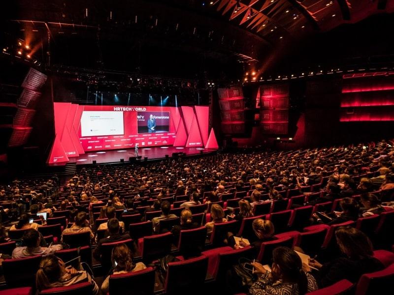 Event company reference - HRN Tech Paris 2016