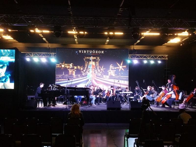 Virtuozok concert 2016